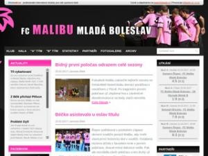 4ac99f10b44 Futsal Club Malibu Mladá Boleslav